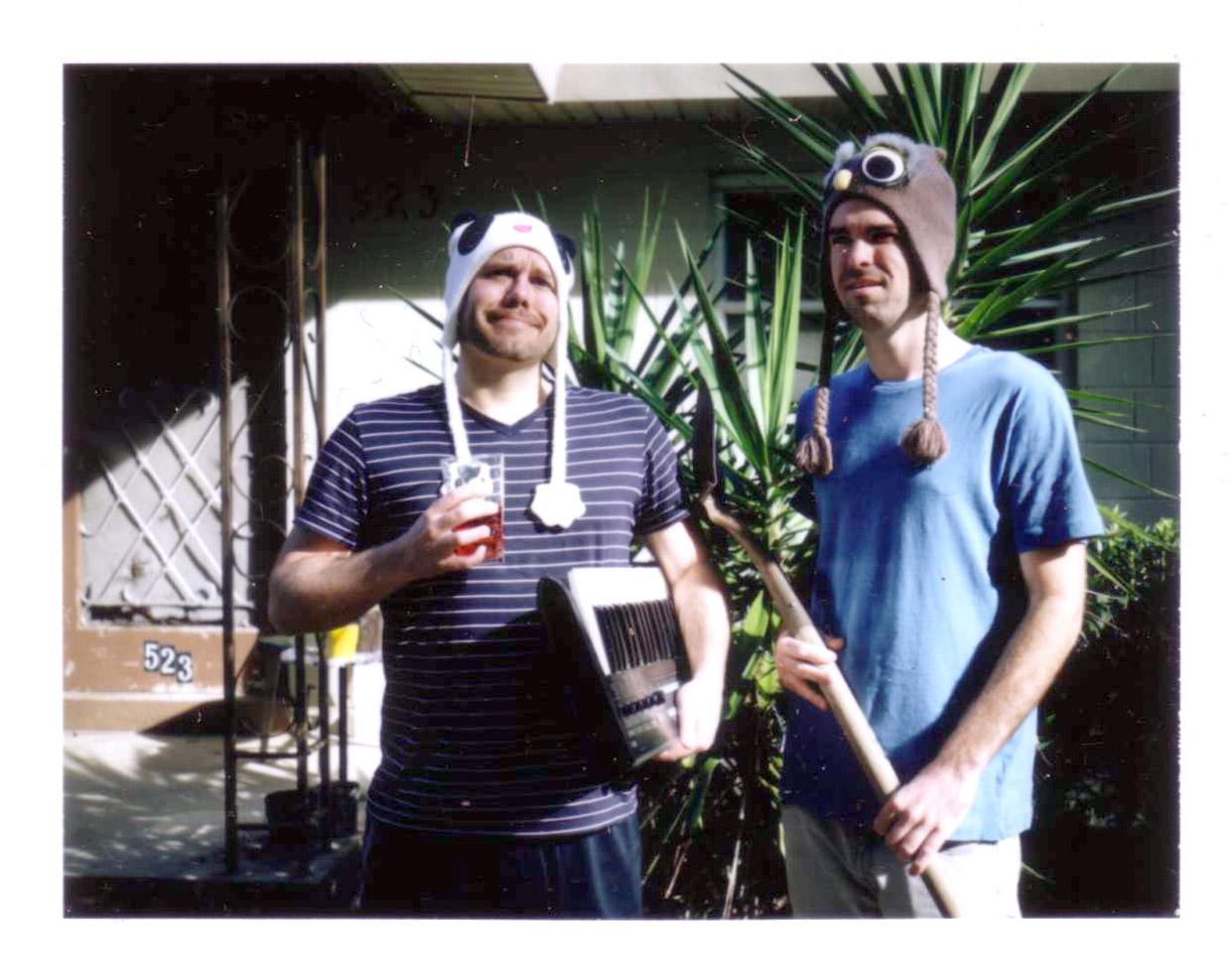 Michael and I